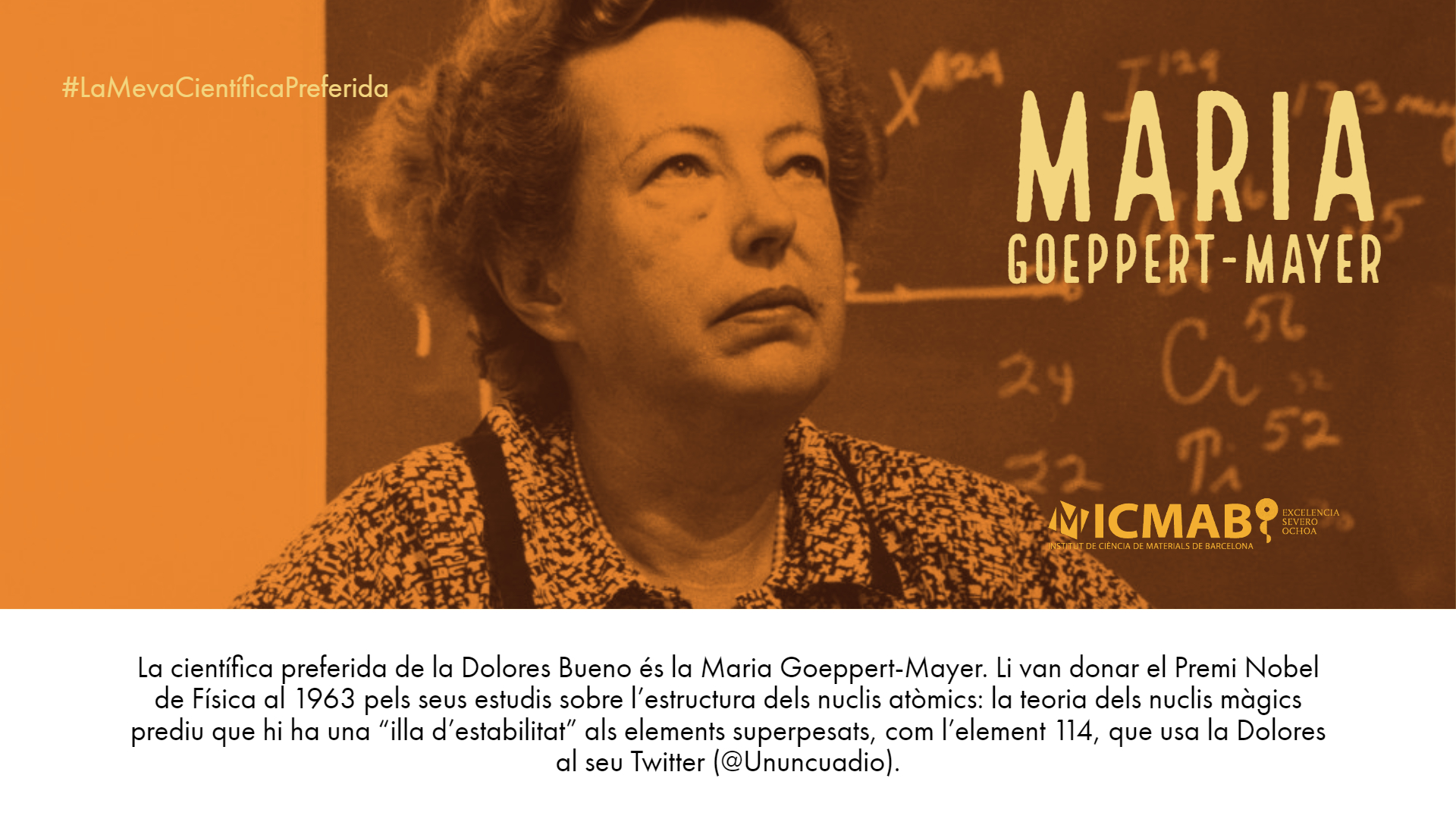 goeppert mayer