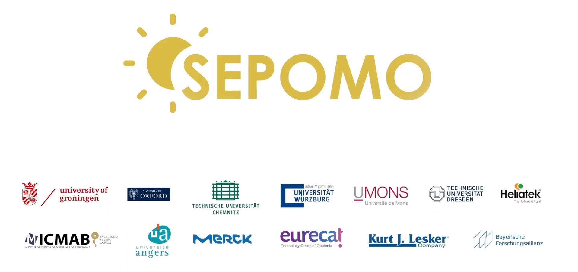 sepomo logos video
