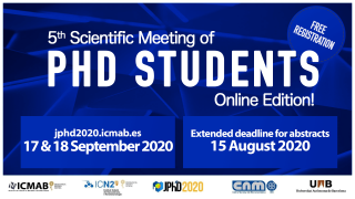 JPhD2020: The PhD Scientific Meeting of the UAB Campus is back!